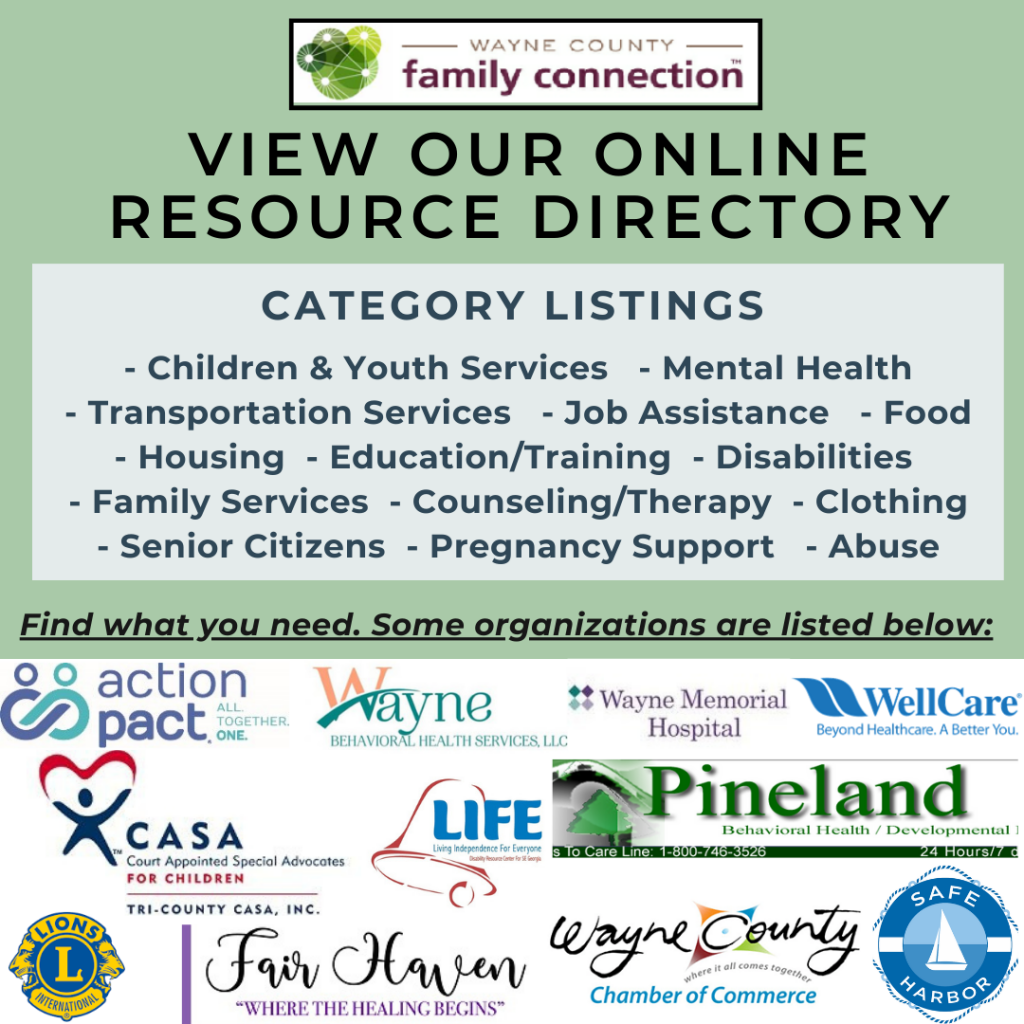 listings in resource directory