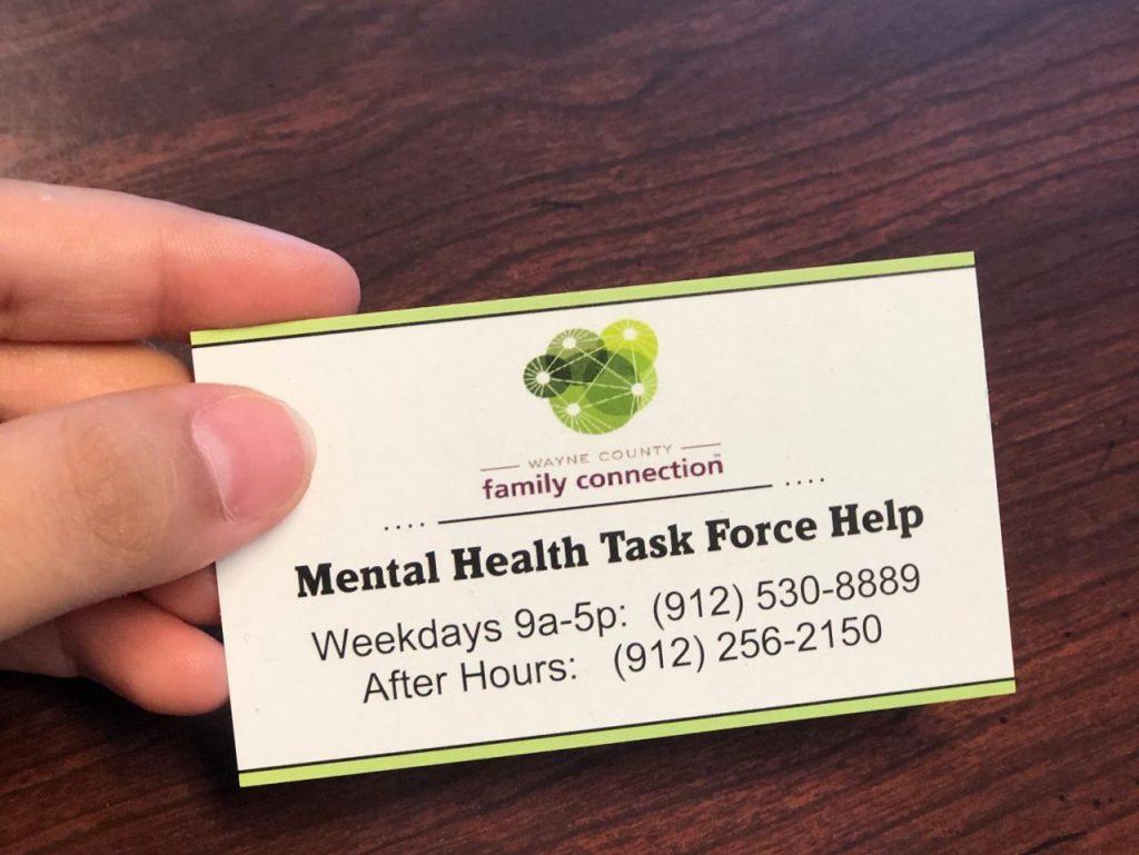 mental health task force #